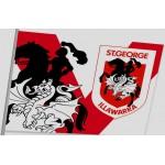 St George (Dragons) Medium Flag 90x60cm