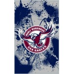 Manly Sea Eagles flag Supporters 150x90cm