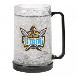 Gold Coast Titans Nrl Ezy Freeze Stein Mug