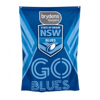 New South Wales State of Origin Wall flag 100x70cm