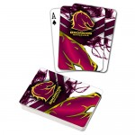 Brisbane Broncos NRL Deck of Playing Cards