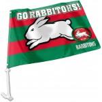 South Sydney Rabbitohs Car Flag 38x27cm