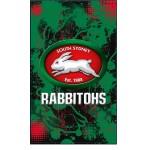 Sth Sydney Rabbitohs Supporters Flag 150x90cm