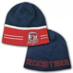 Sydney Roosters NRL Switch Reversible Beanie