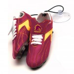 Brisbane Broncos NRL Hanging Suction Footy Boots