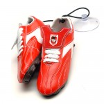 St George (Dragons) NRL Hanging Suction Footy Boots