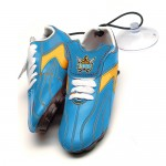 Gold Coast Titans NRL Hanging Suction Footy Boots