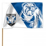 Canterbury Bulldogs Medium Flag 90x60cm