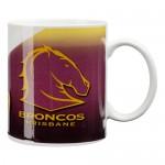 Brisbane Broncos NRL Ceramic Mug