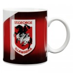 St George Dragons NRL Ceramic Mug