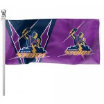 Melbourne Storm outdoor flag 1800mm x 900mm