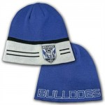 Canterbury Bulldogs NRL Switch Reversible Beanie