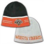 Wests Tigers NRL Switch Reversible Beanie