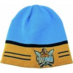 Gold Coast Titans NRL Switch Reversible Beanie