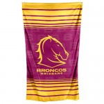 Brisbane Broncos supporters flag 150x90cm