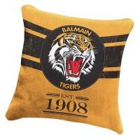 Wests Tigers NRL Heritage Cushion