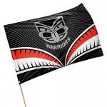 New Zealand Warriors Medium Flag 90x60cm
