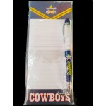 North Queensland Cowboys NRL combo Pen and shopping list