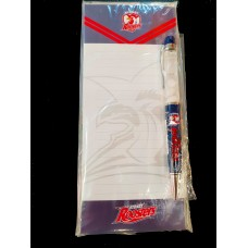 Sydney Roosters NRL combo Pen and shopping list