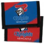 Newcastle Knights  Velcro Wallets