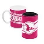 Manly Sea Eagles NRL Mug and Can Cooler Heritage Gift Pack