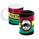 Penrith Panthers NRL Mug and Can Cooler Heritage Gift Pack