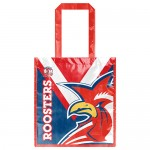 Sydney Roosters NRL Laminated Shopping Bag