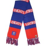 Newcastle Knights NRL Bar Scarf