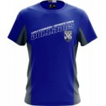 Canterbury BULLDOGS 2019 Men's Grid T-Shirt NRL