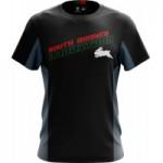 South Sydney Rabbitohs 2019 Men's Grid T-Shirt NRL
