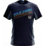 Gold Coast Titans 2019 Men's Grid T-Shirt NRL