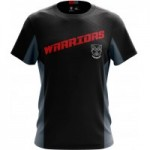 New Zealand Warriors 2019 Men's Grid T-Shirt NRL