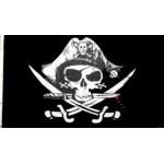 Pirate (New) Deadman Chest Large Flag