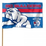 Western Bulldogs flag 90x60cm
