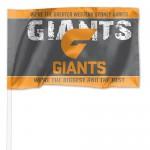 Greater Western Sydney Giants AFL Small kids flag