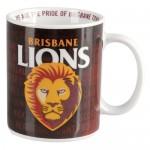 Brisbane Lions AFL Team Song Mug