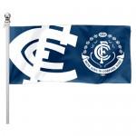Carlton Blues AFL Outdoor Pole Flag