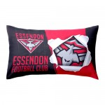 Essendon BOMBERS AFL Double-sided Pillowcase