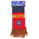 Adelaide CROWS AFL Bar Scarf