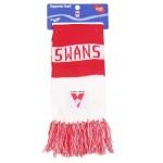 Sydney SWANS AFL Bar Scarf