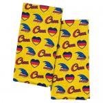 Adelaide CROWS AFL Tea towel 2 pack