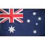 Australia outdoor (screen printed) 180 x 90cm