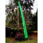 Bali Flags Green 5 Metres