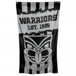 New Zealand Warriors Supporters cape Flag 150x90cm