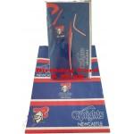 Knights Badge Birthday Card & Wrap