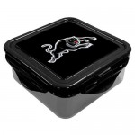 Penrith Panthers NRL Snack Box Plastic Lunch Container