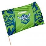 Canberra Raiders Medium game day flag 90x60cm
