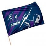 Melbourne (Storm) Medium game day flag 90x60cm
