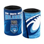 New South Wales State of Origin NRL Team Beer Can/Bottle Stubby Holder Cooler