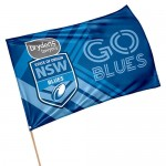 New South Wales State of Origin Game day flag 90x60cm